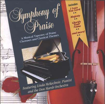Symphony Of Praise, Volume 1, Compact Disc [CD]