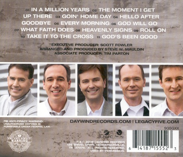 God's Been Good CD