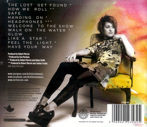 The Lost Get Found CD