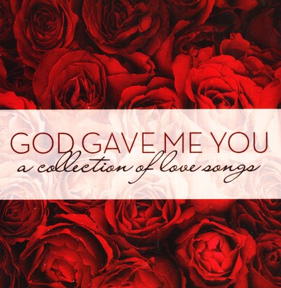 God Gave Me You CD
