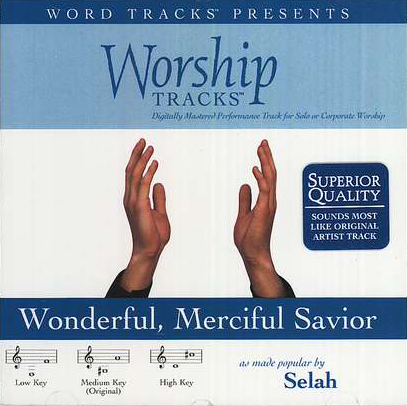 Wonderful, Merciful Savior, Accompaniment CD