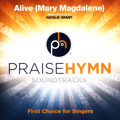 Alive (Mary Magdalene), Acc CD