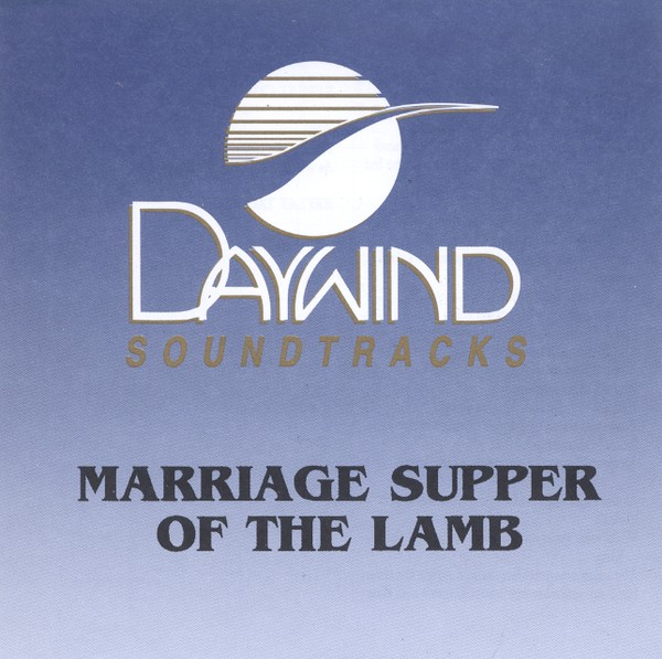 Marriage Supper Of The Lamb, Accompaniment CD
