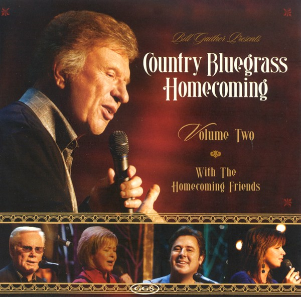 Country Bluegrass Homecoming Volume 2 CD