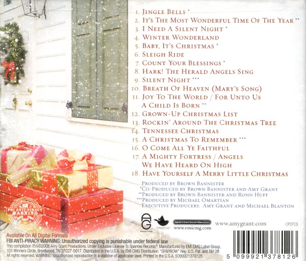 The Christmas Collection CD