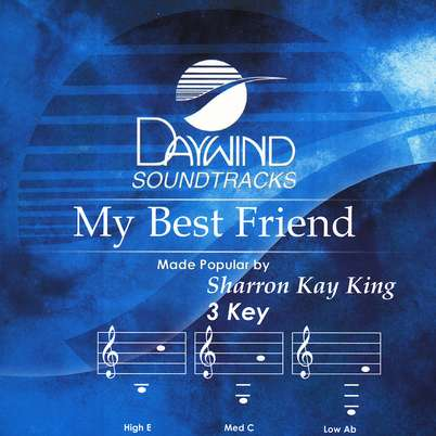 My Best Friend, Accompaniment CD