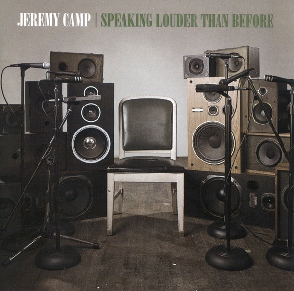 Speaking Louder Than Before CD
