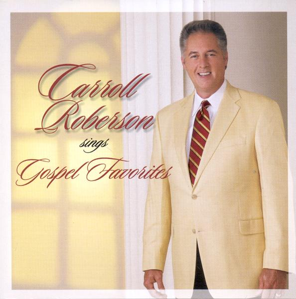 Carroll Roberson Sings Gospel Favorites CD