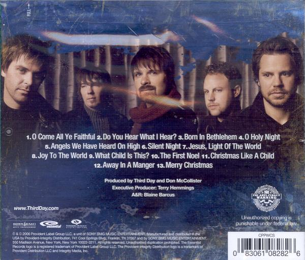 Christmas Offerings CD