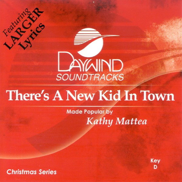 There's A New Kid In Town, Accompaniment CD