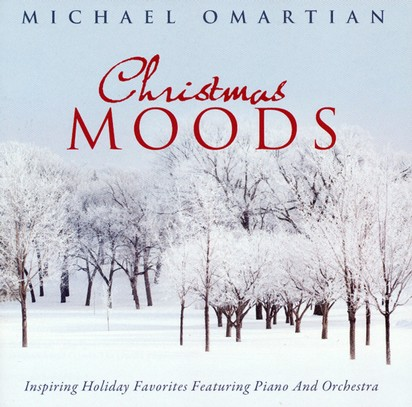 Christmas Moods: Inspiring Holiday Favorites Featuring Piano and Orchestra