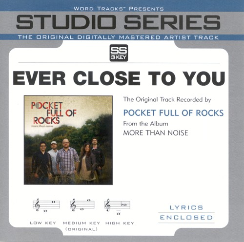 Ever Close To You, Accompaniment CD