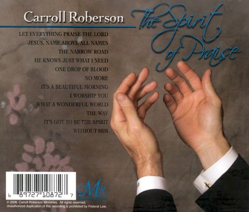 The Spirit of Praise CD