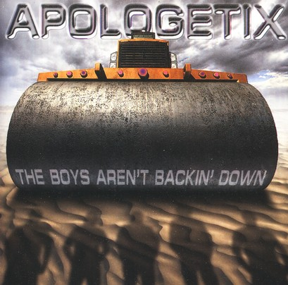 The Boys Aren't Backin' Down CD
