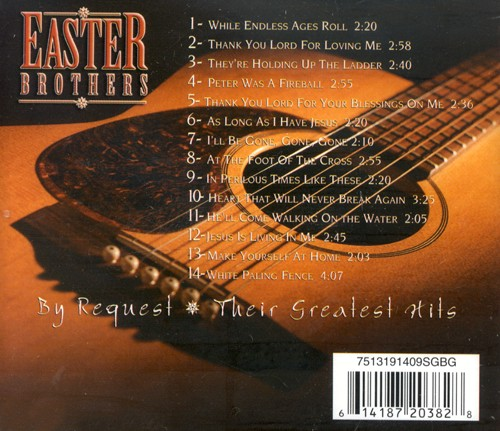 By Request, Their Greatest Hits CD
