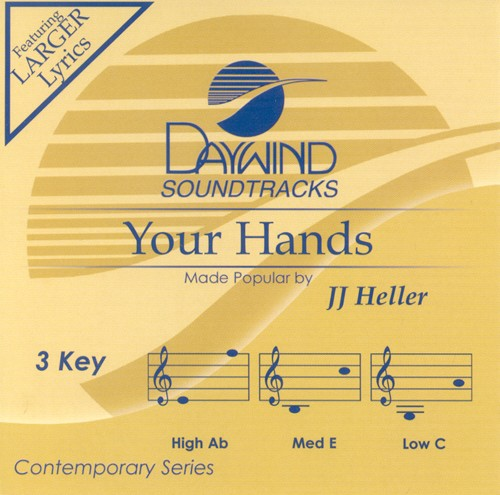 Your Hands, Accompaniment CD