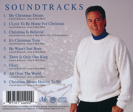 My Christmas Dream - CD Soundtrack