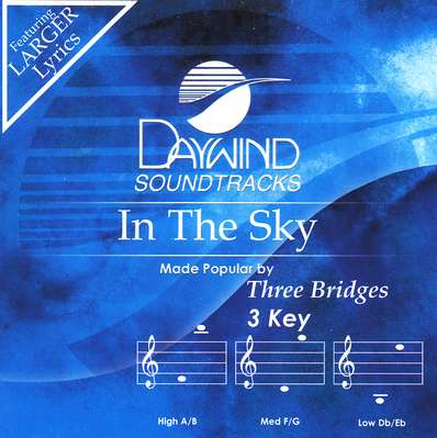 In The Sky, Accompaniment CD