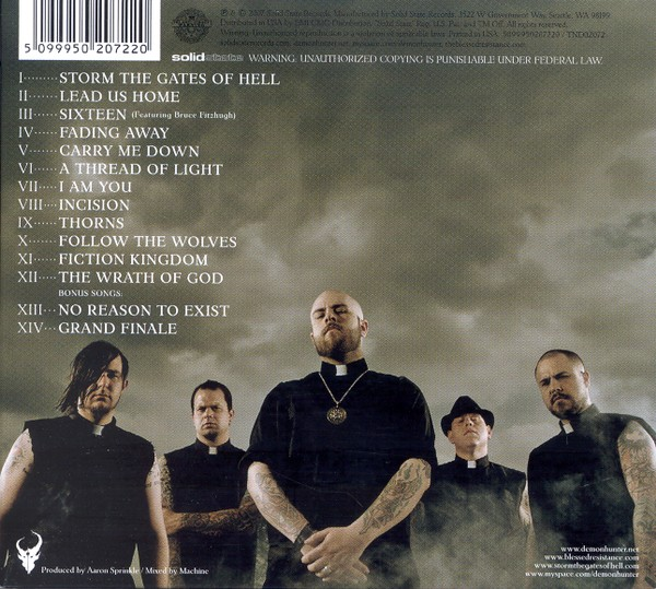 Storm The Gates Of Hell, Special Edition CD