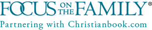 Focus on the Family with Christianbook.com Logo - Phone: 1-800-CHRISTIAN