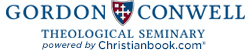 Gordon-Conwell Theological Seminary with Christianbook.com Logo - Phone: 1-800-CHRISTIAN