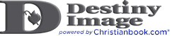 Destiny Image with Christianbook.com Logo - Phone: 1-800-CHRISTIAN
