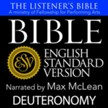 The Listener's Bible (ESV): Deuteronomy [Download]