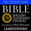 The Listener's Bible (ESV): Lamentations [Download]