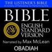 The Listener's Bible (ESV): Obadiah [Download]