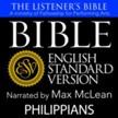 The Listener's Bible (ESV): Philippians [Download]