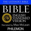 The Listener's Bible (ESV): Philemon [Download]
