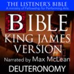 The Listener's Bible (KJV): Deuteronomy [Download]