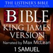 The Listener's Bible (KJV): 1 Samuel [Download]