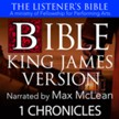 The Listener's Bible (KJV): 1 Chronicles [Download]