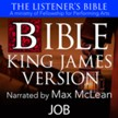 The Listener's Bible (KJV): Job [Download]