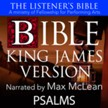 The Listener's Bible (KJV): Psalms [Download]