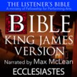 The Listener's Bible (KJV): Ecclesiastes [Download]