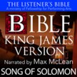 The Listener's Bible (KJV): Song of Solomon [Download]