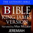 The Listener's Bible (KJV): Jeremiah [Download]