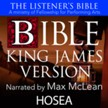 The Listener's Bible (KJV): Hosea [Download]