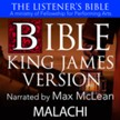 The Listener's Bible (KJV): Malachi [Download]