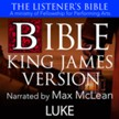 The Listener's Bible (KJV): Luke [Download]