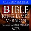The Listener's Bible (KJV): Acts [Download]