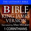 The Listener's Bible (KJV): 1 Corinthians [Download]