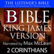 The Listener's Bible (KJV): 2 Corinthians [Download]