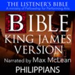 The Listener's Bible (KJV): Philippians [Download]