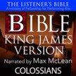 The Listener's Bible (KJV): Colossians [Download]