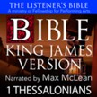 The Listener's Bible (KJV): 1 Thessalonians [Download]