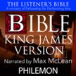 The Listener's Bible (KJV): Philemon [Download]