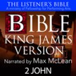 The Listener's Bible (KJV): 2 John [Download]